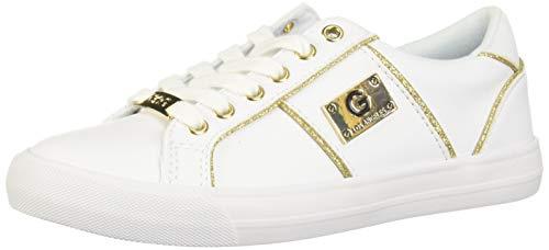 G by Guess GGOSSY Tenis Blanco de material sintético para Dama Talla 05.5