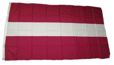 Flagge Fahne Lettland 90 x 150 cm FLAGGENMAE®