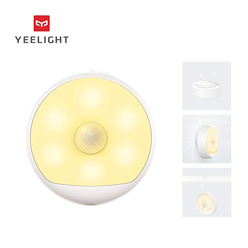 YEELIGHT Sensor Nightlight Chargeable YLYD01YL, Warmweiß
