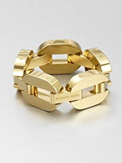 Michael Kors Stainless Steel Bracelet for Women, Gold, MKJ2346
