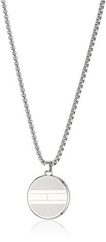 Tommy Hilfiger Jewelry Herren Ketten mit Anhänger & Edelstahl - 2790037