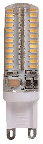 Lampadina a LED G9 SMD 3014, 10 Watt, luce bianca fredda, non dimmerabile, 220 V, 96 LED