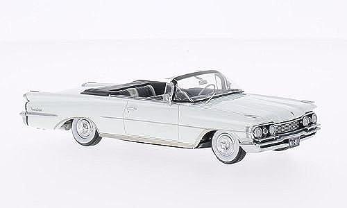 Oldsmobile Ninety Eight (98) ConGrünible, Weißs, 1959, Modellauto, Fertigmodell, Neo 1 43