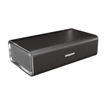 Creative Sound Blaster Roar SR20A Tragbarer Lautsprecher mit integriertem Subwoofer, Bluetooth/USB/NFC/AAC/aptX, Schwarz