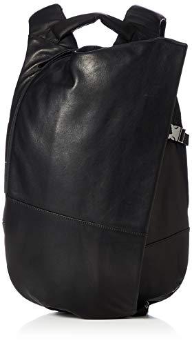 [コートエシエル] 【国内正規品】バックパック Isar Small Alias Leather ブラック