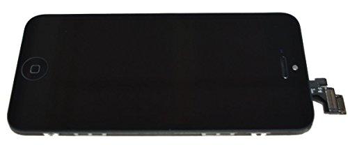 Pantalla Retina para iPhone 5 G Pantalla táctil LCD de cristal negro comercial, nuevo