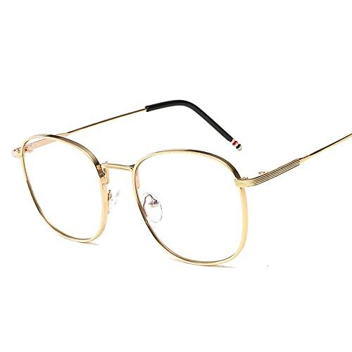 Gafas Vintage Anti Bloqueo Azul Para Mujer Trend Plain Eyewear 2