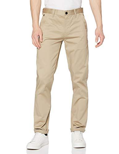 G-STAR RAW Bronson Slim Chino Pantalon, Beige (dune 5126-239), 34W / 32L para Hombre