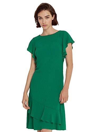 Ralph Lauren Vestido Cyrena Verde para Mujer