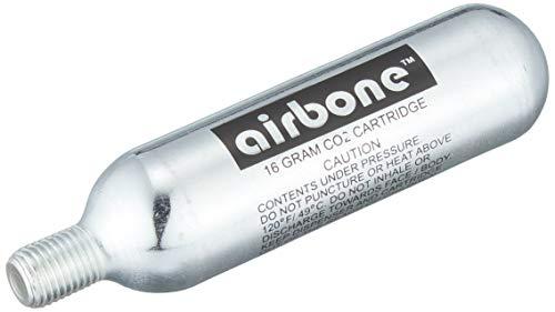 air bone(エアボーン) airboneCO2ボンベネジ有り16g5本セットHE-05 HE-05