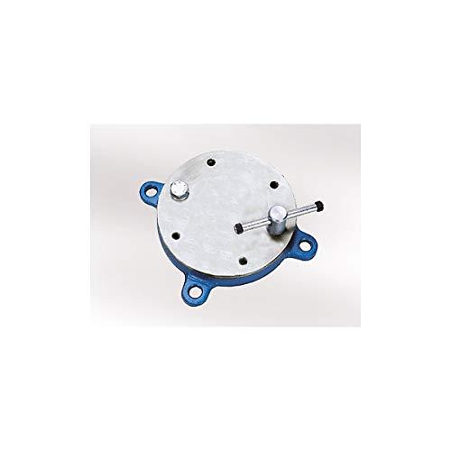 Drehteller für Schraubstock für Backenbreite 140 mm