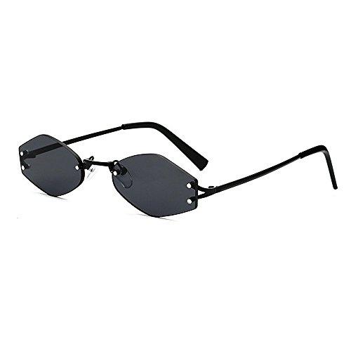 Ppy778 Gafas de Sol de Aviador para Hombre con protección UV400 Estructura de Metal