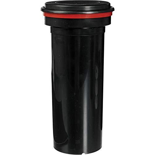 Paterson PTP117 - Tanque Universal para hasta 5 espirales, no Incluidas, Color Negro