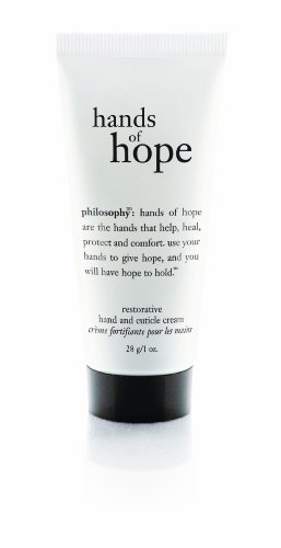 hand and cuticle creams philosophy renewed hope hand treatment, 1 oz
