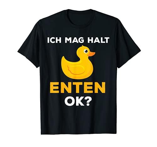 Enten Badeente Gummiente Ducky Duck Gelbe Ente -  Enten Lustiges
