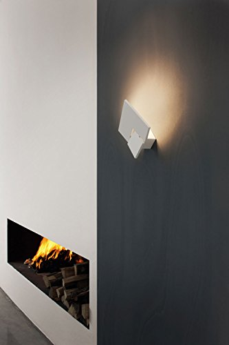 Puzzel plafondlamp Studio Italia in mat wit | Handgemaakt in Italië | Plafondlamp modern design dimbaar | LED-lamp