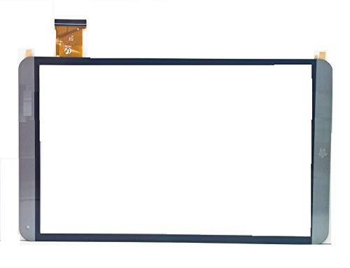ULDAN Touch Screen MEDIACOM SmartPad MX 10 HD Lite M-SP10MXHL Originale Grey Grigio