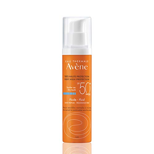 Avène SunSitive Sonnenfluid SPF 50+