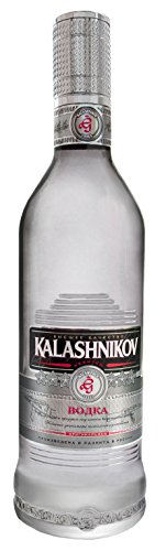 MV Kalashnikov Premium Vodka, 700 ml