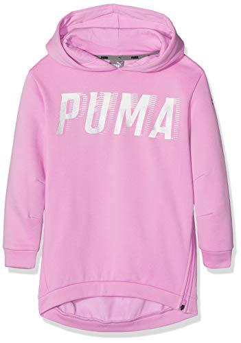 PUMA PUMA Mädchen Style Hoody G Sweatshirt, Orchid, 128