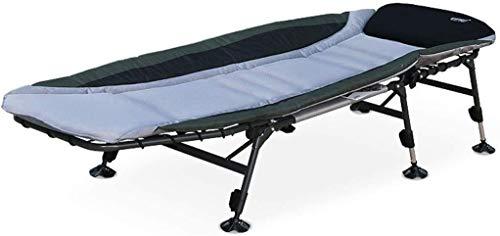 Lhak Sillón reclinable al Aire Libre Reclinable Ajustable for Trabajo Pesado, Plegable, reclinable for Patio Trasero al Aire Libre césped Junto a la Piscina y la Playa,