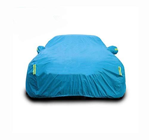 XUEYING-Car Cover Cubierta del Coche Compatible con Audi RS6 RS7 TTRS R8 e-Tron Parasol Protector So