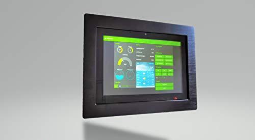 Touchpc | Touchdisplay | Display | Tablet | Linux | Debian | Wandeinbau | Wandmontage | Smarthome | Automatisierung | Automation