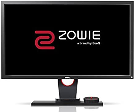 BenQ Zowie 24 inch 144Hz Esports Gaming Monitor (XL2430), FHD 1080p, 1ms Response Time, Black Equalizer, Colour Vibrancies, S-Switch, Height Adjustable