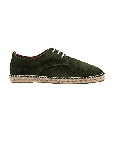 El Ganso Zapato Guerrero Yute Verde