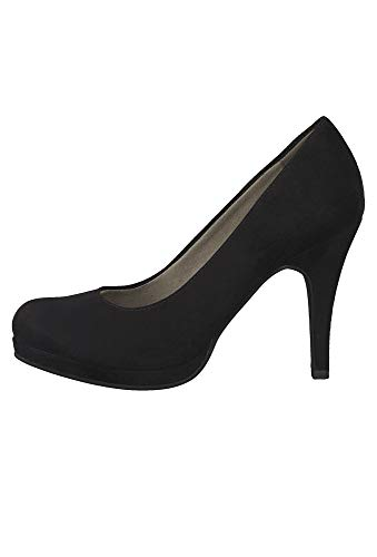 Tamaris Damen 1-1-22407-24 Pumps, Schwarz (Black 1), 36 EU