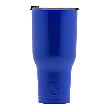 RTIC Double Wall Vacuum Insulated Tumbler, 40 oz, Royal