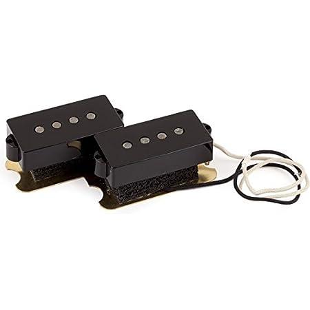Fender フェンダー ピックアップ プレシジョン ベース用 Pure Vintage 63 Precision Bass Pickup set 『並行輸入品』