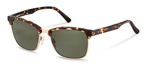 Gafas de sol Rodenstock Style Classic Sun R1429 (hombre), gafas de hombre ligeras, gafas retro clásicas con montura de acetato