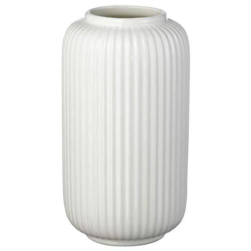 IKEA Stilren Vase White 8 ¾ 104.420.45