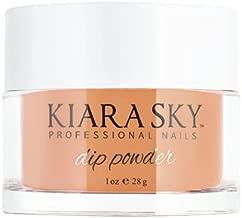 Kiara Sky Dip Powder In The Nude Collection D611 Un-Bare-Able 1 oz
