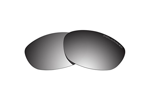 Gafas de sol de repuesto polarizadas para Oakley Fives 2.0 gafas de sol (negro iridio)