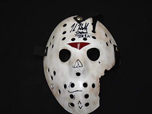 KANE HODDER Signed Part 7 MASK Autograph Jason Voorhees Friday the 13th