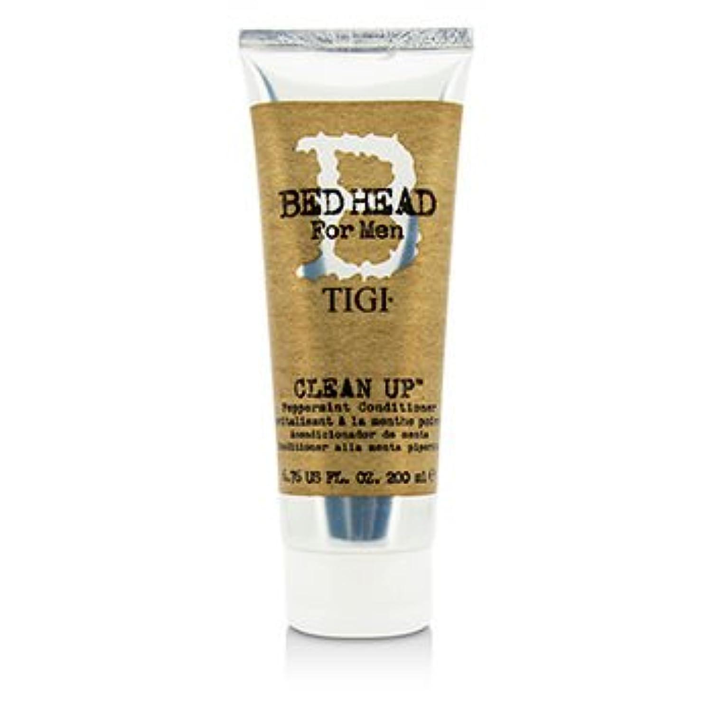 [Tigi] Bed Head B For Men Clean Up Peppermint Conditioner 200ml/6.76oz