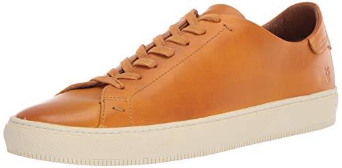 FRYE Herren Astor Low Lace Sneaker, Ringelblume, 42 EU