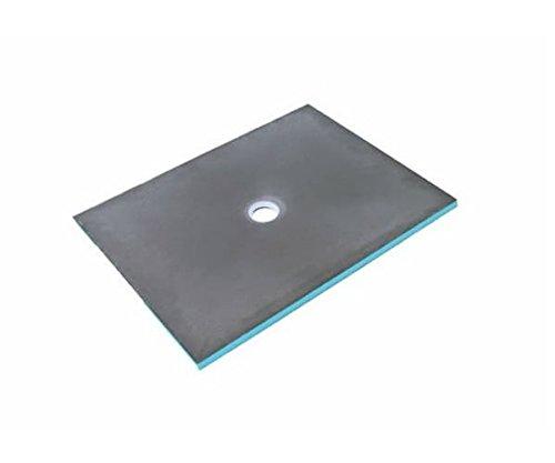Duschtasse Fundo 180x 90cm mit Ablauf zentriert ohne Entleerung OEM 07–37–35–580