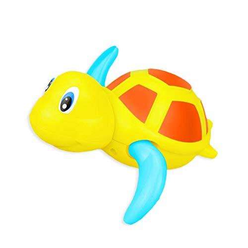 MezoJaoie Baby Badespielzeug, schwimmende Schildkröte Badewanne Spielzeug Aufziehen Wasserspielzeug für Kleinkinder Kleinkinder