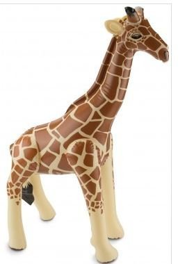 Girafle Gonflable 74 X65 Cm