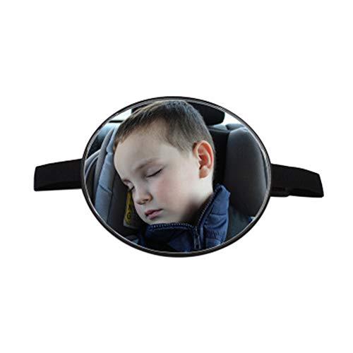 Deasengmins 360 Grados de rotaci/ón del Coche de beb/é Espejo retrovisor del Coche del beb/é Espejo retrovisor para Accesorios de veh/ículos de Coche Moda pr/áctica