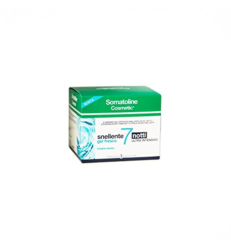 Scopri offerta per Somatoline Cosmetic Snellente 7 Notti Gel Fresco - 400 ml