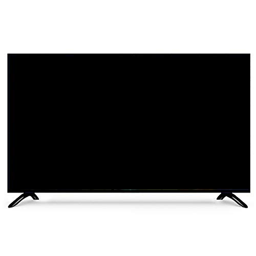 LHONG Televisor LED Smart TV Imagen Full 4k Ultra HD de 50/55 Pulgadas, proyección inalámbrica, WiFi Incorporado, recursos masivos