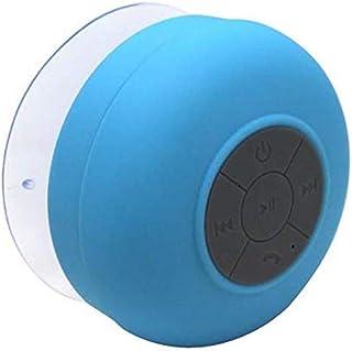 اوزون سماعة هاي فاي بلوتوث ومضادة للماء لاسلكية محمولة 3.0 مع مايكروفون مدمج للسيارة لاجهزة ابل ايفون 6 و 6 بلاس