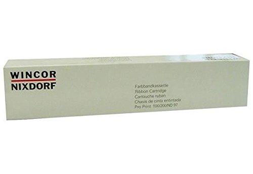 Siemens 10600031580 Original Farbband für 4915, Nylon, schwarz
