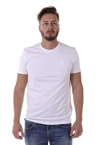 Versace Collection - Herren-T-Shirt V800683VJ00180 Weiss L