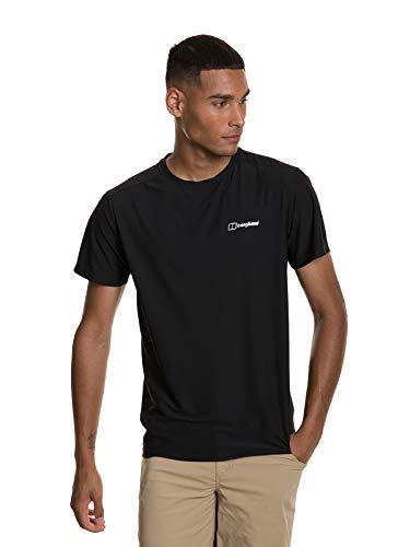 Berghaus T-Shirt Technique à Manches Courtes pour Homme 24/7