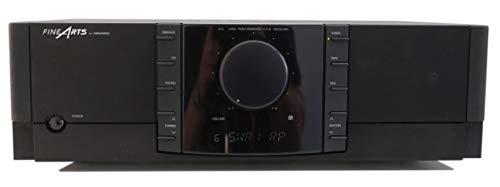 Grundig Fine Arts R3 Stereo Receiver in schwarz